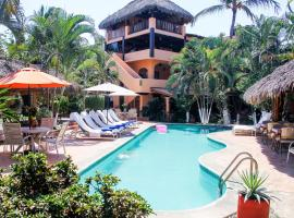 Hotel Casamar Suites, hotel in Puerto Escondido