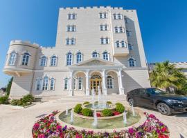 Hotel Belagrita, hotel in Berat