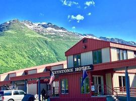 Keystone Hotel, Hotel in Valdez