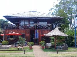 Hotel Village Termas de Dayman, hotel in Termas del Daymán