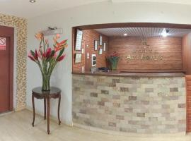 Hotel Anthony's, hotel near Estadio Alberto Gallardo, Lima