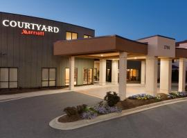 Courtyard Charlotte Airport North, hotel near Charlotte Douglas International Airport - CLT,