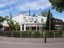 Fletcher Hotel Restaurant Veldenbos, hotel in Nunspeet