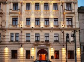 Luxury Family Hotel Royal Palace, hotel in Praag
