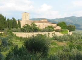 CASTELLO DI COLOGNOLE Appartamento BACCO, hotel in Greve in Chianti