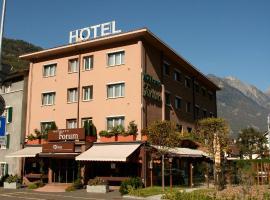 Hotel Forum, Hotel in Martigny-Ville