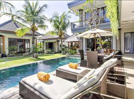Lebak Bali Residence, hotel in Canggu