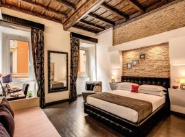 Piazza di Spagna Comfort Rooms, hotel in Rome