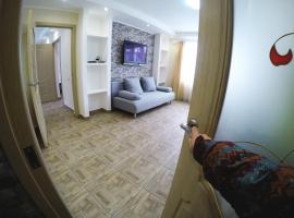 Апартаменты Дачхаус Новоабзаково, apartment in Novoabzakovo