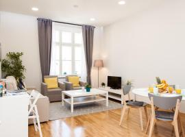 Luxury Main Square Apartments, hotel in Zagreb