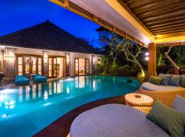 Delight ART villas, villa in Seminyak