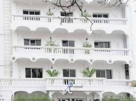 A l'hotel, отель в Антананариву