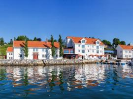 Angvik Gamle Handelssted - by Classic Norway Hotels, hotell i Angvik