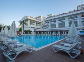 Side Aquamarin Resort & Spa, отель в Сиде