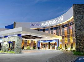 Hotel Mykonos, hotel en Santiago de Veraguas