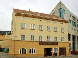 Pivovar Hotel Na Rychtě, hotel v destinaci Ústí nad Labem