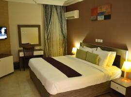 Serendib Hotels, hotel near Nnamdi Azikiwe International Airport - ABV, Abuja