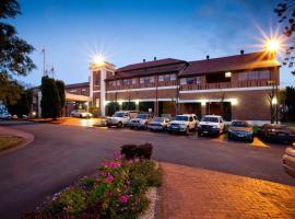 Mercure Maitland Monte Pio, hotel in Maitland
