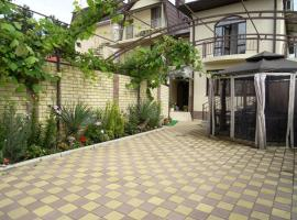 Guest House on Turgeneva, budget hotel in Anapa
