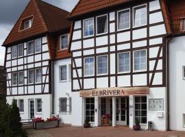Hotel ELBRIVERA Alt Prester、マクデブルクのホテル