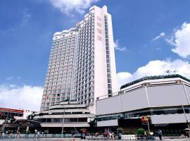 Rosedale Hotel & Suites Guangzhou, hotel in Hai Zhu, Guangzhou