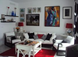 Piso acogedor, moderno y luminoso, hotel in Écija
