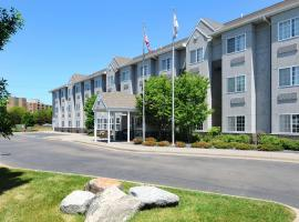 Microtel Inn & Suites by Wyndham Bloomington/Minneapolis, hotell i Bloomington