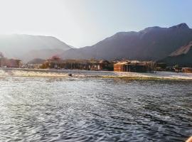 Yasmina Beach, отель в Табе