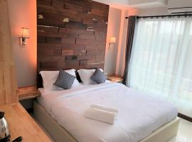 Nan Panwa Hotel, hotel in Nan