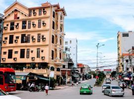 Motel Lan Hương, khách sạn ở Ðồng Hới