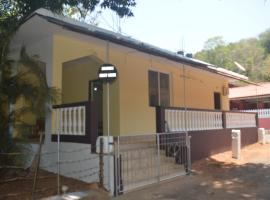 James Guesthouse, vacation rental in Bogmalo