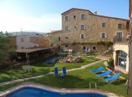 Hotel Gastronómico Sant Joan, отель в Паламосе