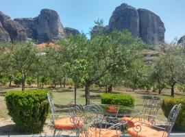 Olive Grove Rooms, apartment in Kalabaka