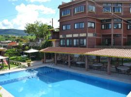 Hotel River Side, отель в городе Тустла-Гутьеррес