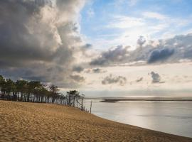 Pyla Camping, camping à Pyla-sur-Mer
