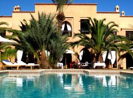 Villa Le Perroquet Bleu, hotel in Marrakesh