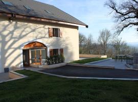 Résidence du Château, hotel near The Hamlet of Santa Claus, Copponex