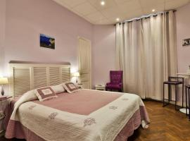 Hotel Victor Hugo Nice, hotel near University of Nice Sophia Antipolis - Campus Trotabas, Nice