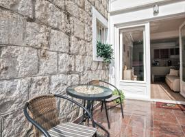 The Garden Rooms & Suites, three-star hotel in Split