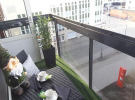 Penthouse Luxus City Apartments, huoneisto Rovaniemellä