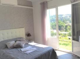 La Vençoise, appartement à Vence