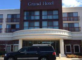 Grand Hotel, hotel in Sunnyvale