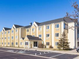 Microtel Inn & Suites by Wyndham Sioux Falls, hotel in Sioux Falls