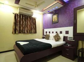 Hotel Planet Plaza, hotel near Chhatrapati Shivaji International Airport Mumbai - BOM, Mumbai