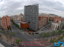 Urbany Hostel Barcelona, hostel in Barcelona