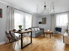 Short Stay Apartments, leilighet i Gdańsk