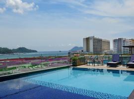 Horizon Hotel, hotel with pools in Kota Kinabalu