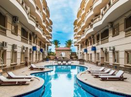 Nour Plaza Hurghada, апартаменти у Хургаді