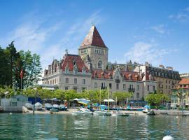 Château d'Ouchy, hôtel à Lausanne près de: Délices