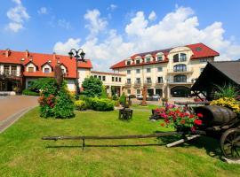 Hotel Galicja Superior Wellness & Spa, hotel near Auschwitz, Oświęcim